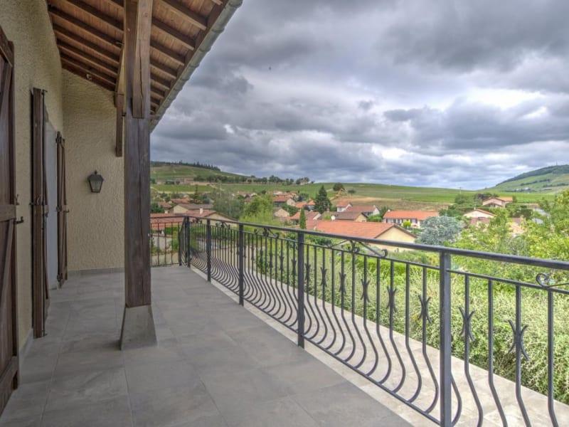 Vente maison / villa Odenas 255000€ - Photo 11
