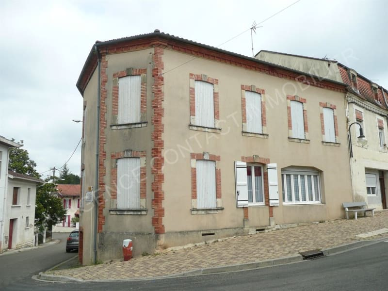 Vente immeuble Cazaubon 173 250€ - Photo 1