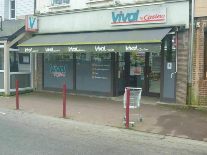 Commercial property sale shop Thiberville 84000€ - Picture 1