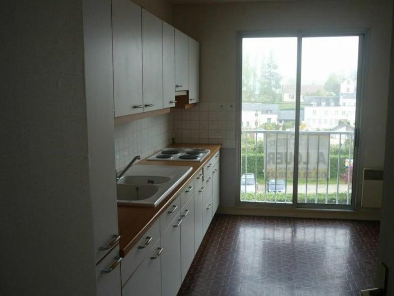 Sale apartment Lisieux 99000€ - Picture 2