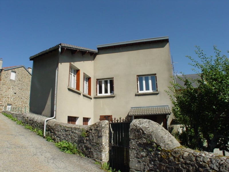 Vente maison / villa St agreve 59000€ - Photo 1