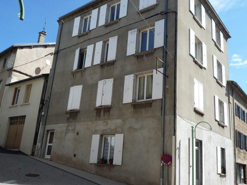 Sale building St agreve 200000€ - Picture 1