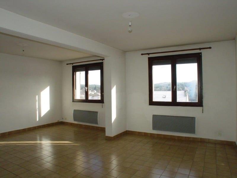 Rental apartment Le chambon sur lignon 349€ CC - Picture 1