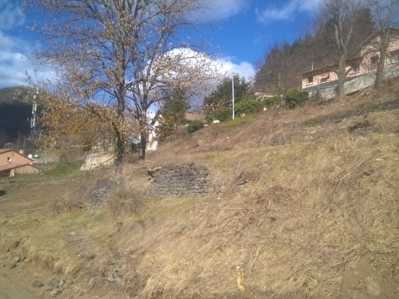 Sale site Brives charensac 76000€ - Picture 2