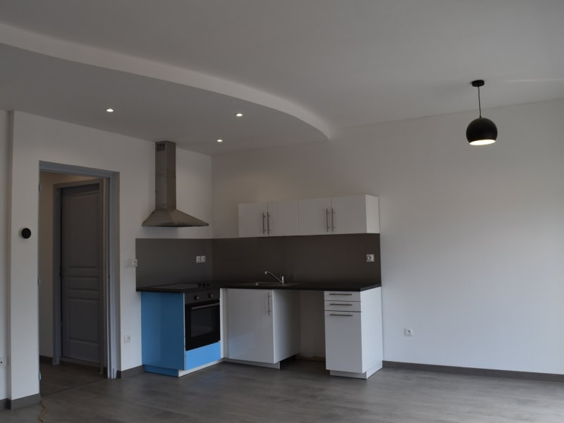 Sale apartment Le cheylard 95 000€ - Picture 1