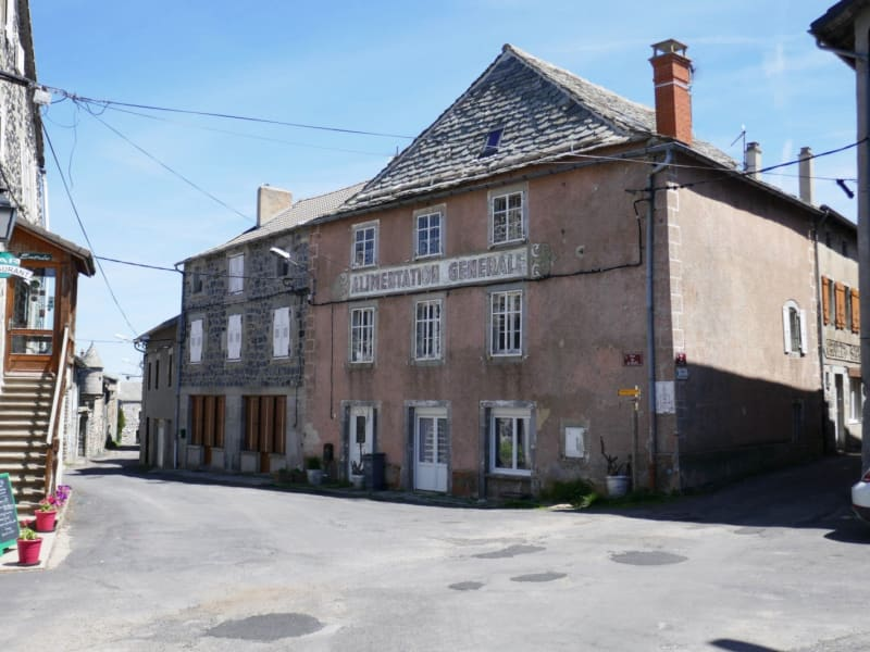 Vente maison / villa Fay sur lignon 70000€ - Photo 1