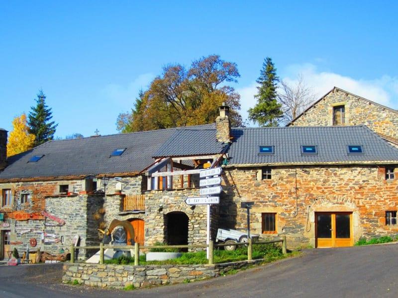 Vente maison / villa Chaudeyrolles 74500€ - Photo 1