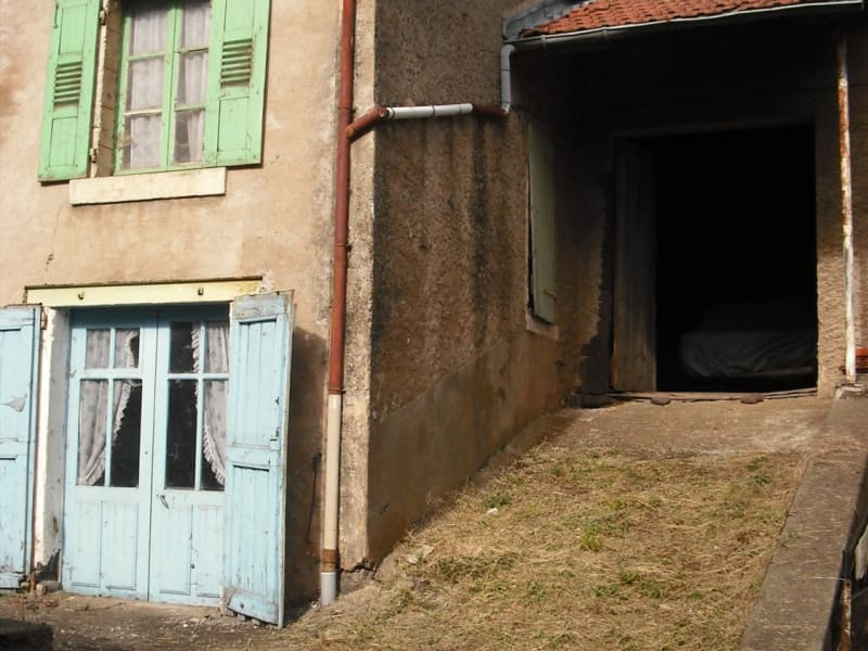 Vente maison / villa St martin de fugeres 32000€ - Photo 1