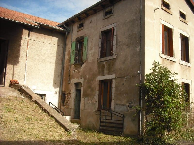 Vente maison / villa St martin de fugeres 32000€ - Photo 2