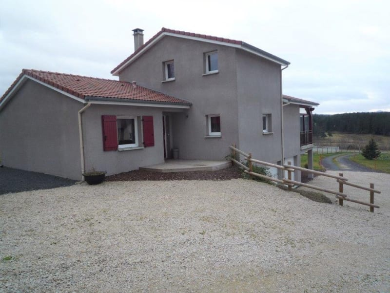 Sale house / villa Raucoules 308 000€ - Picture 1