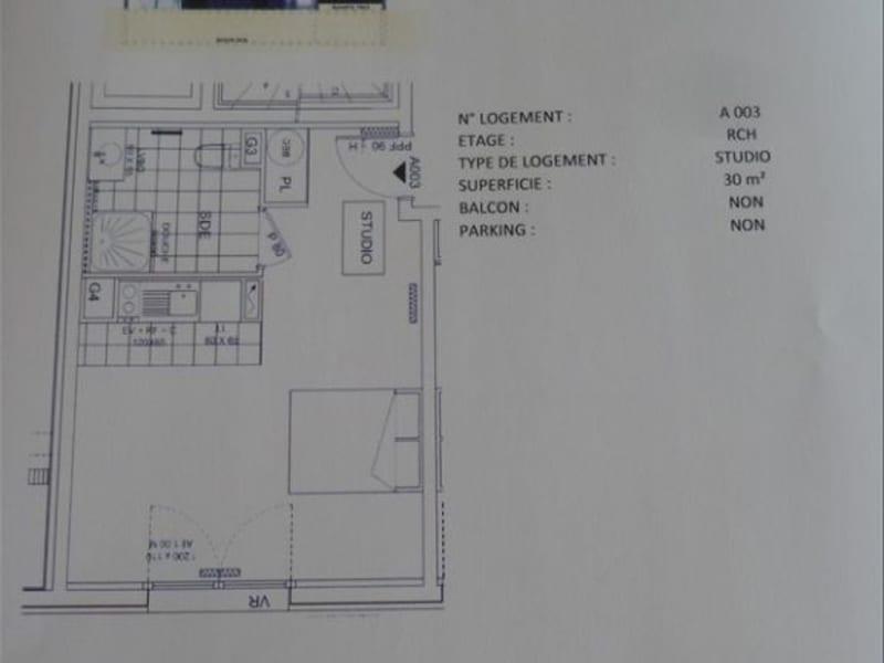 Location appartement Sceaux 779€ CC - Photo 4