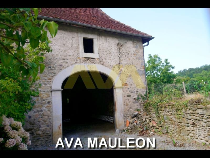 Sale house / villa Mauléon-licharre 76000€ - Picture 1
