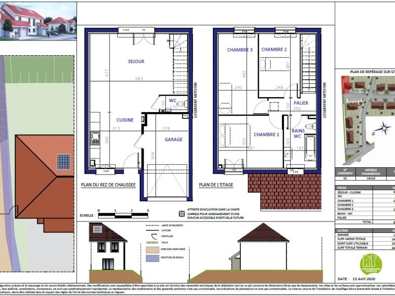 Sale house / villa Saint chef 215400€ - Picture 6