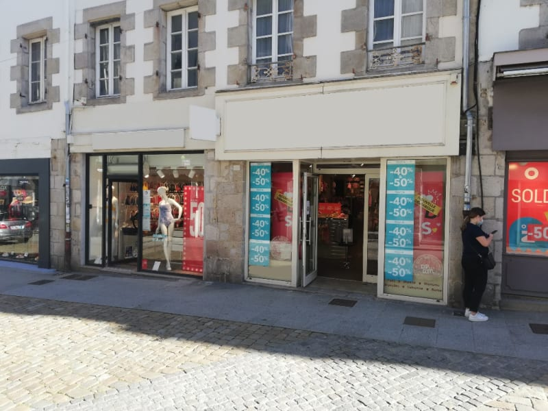 Location local commercial Quimper 3500€ CC - Photo 1