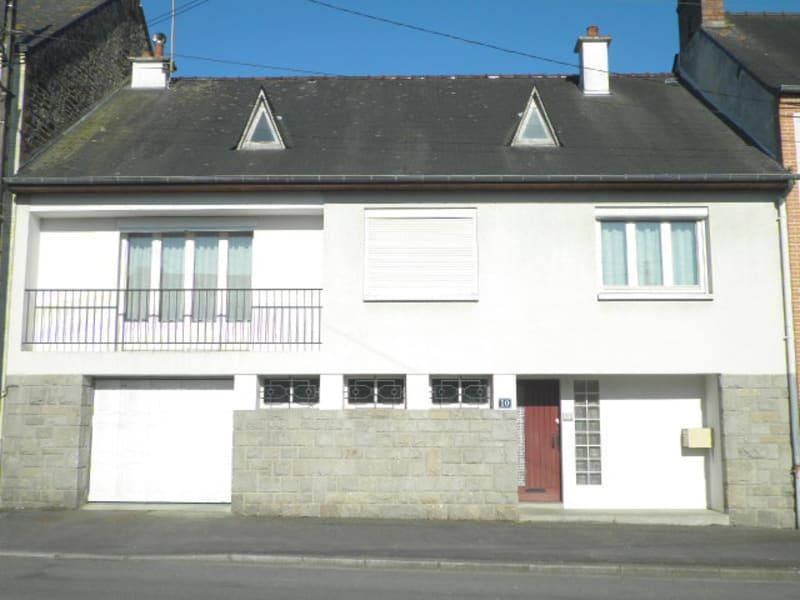 Vente maison / villa Martigne ferchaud 110830€ - Photo 1