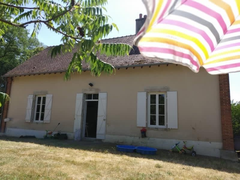 Rental house / villa Lusigny 620€ CC - Picture 1