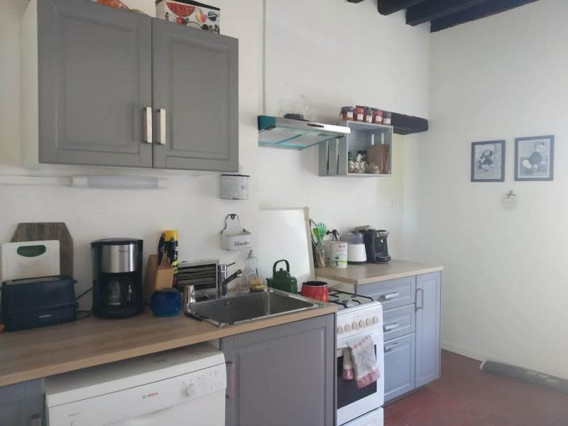 Rental house / villa Lusigny 620€ CC - Picture 2