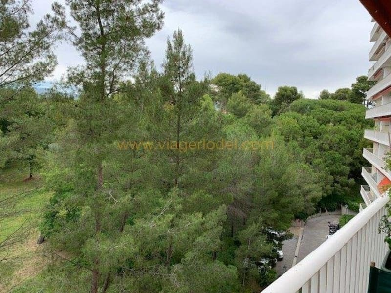 Life annuity apartment Cagnes-sur-mer 115 000€ - Picture 6