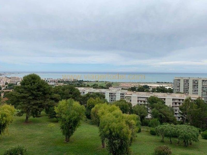 Life annuity apartment Cagnes-sur-mer 115 000€ - Picture 3