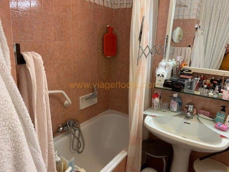 Life annuity apartment Cagnes-sur-mer 115 000€ - Picture 11