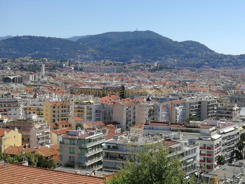 Verkauf auf rentenbasis wohnung Nice 217000€ - Fotografie 3