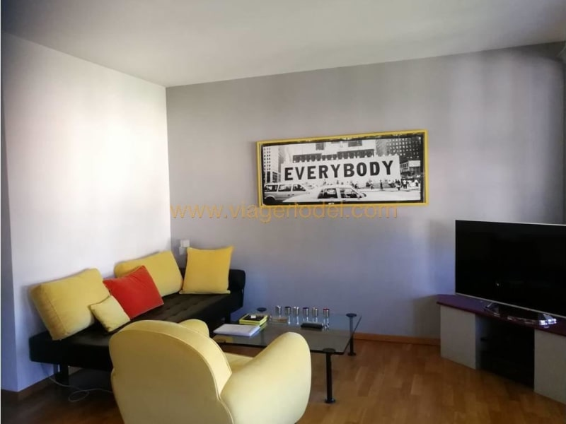 Life annuity apartment Nice 72000€ - Picture 4