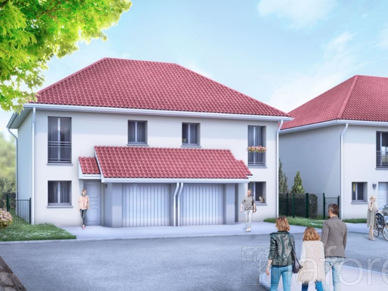 Vente maison / villa Bourgoin jallieu 232900€ - Photo 2