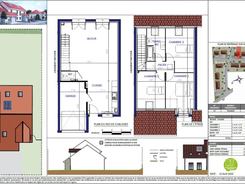 Sale house / villa Bourgoin jallieu 203900€ - Picture 6