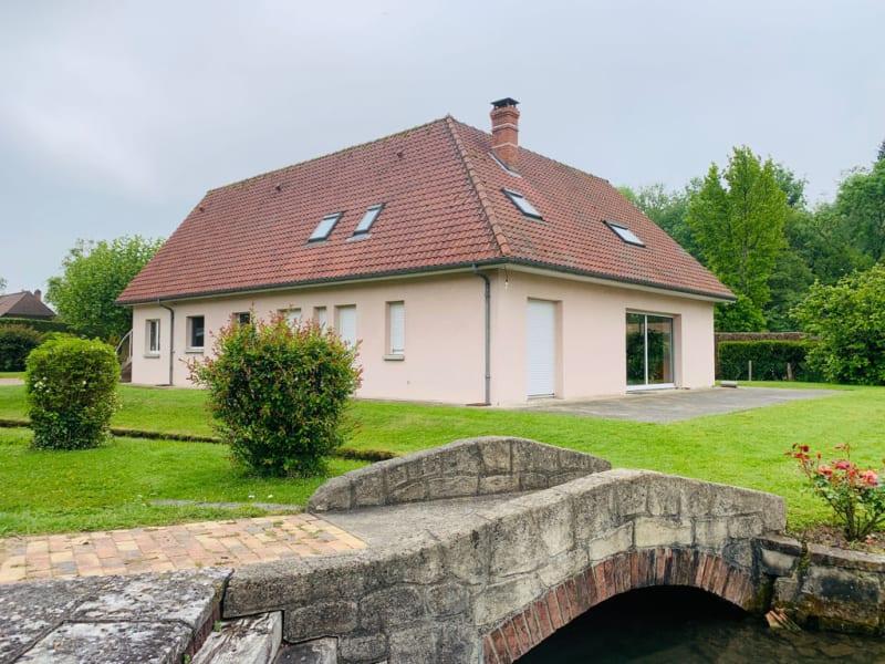 Vente maison / villa Blainville crevon 343000€ - Photo 3