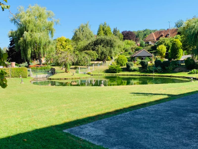 Vente maison / villa Blainville crevon 343000€ - Photo 9