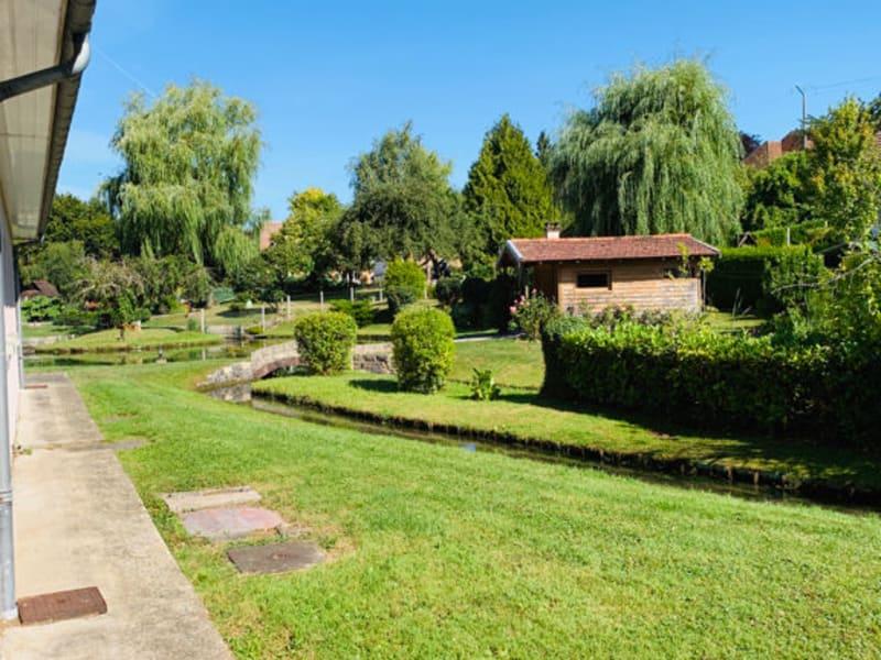 Vente maison / villa Blainville crevon 343000€ - Photo 10