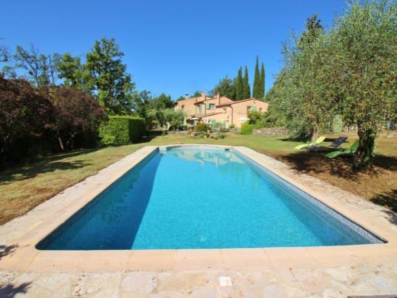 Vente maison / villa Saint cezaire sur siagne 670000€ - Photo 1