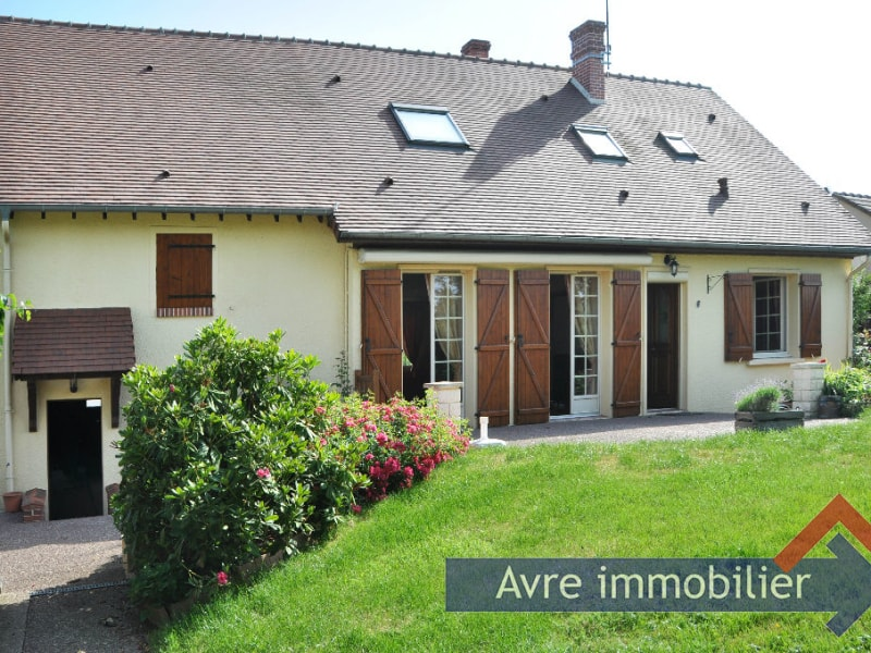 Sale house / villa Moussonvilliers 170 000€ - Picture 1