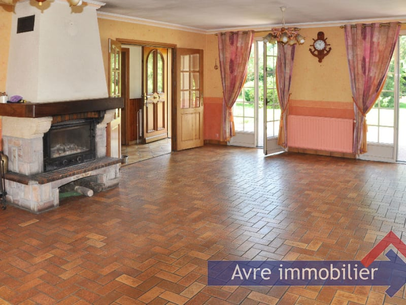 Sale house / villa Moussonvilliers 170 000€ - Picture 2