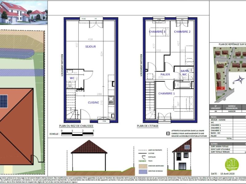 Sale house / villa Bourgoin jallieu 204500€ - Picture 6