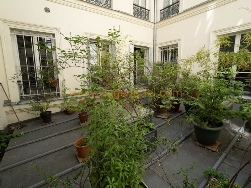Lijfrente  appartement Paris 10ème 320000€ - Foto 11