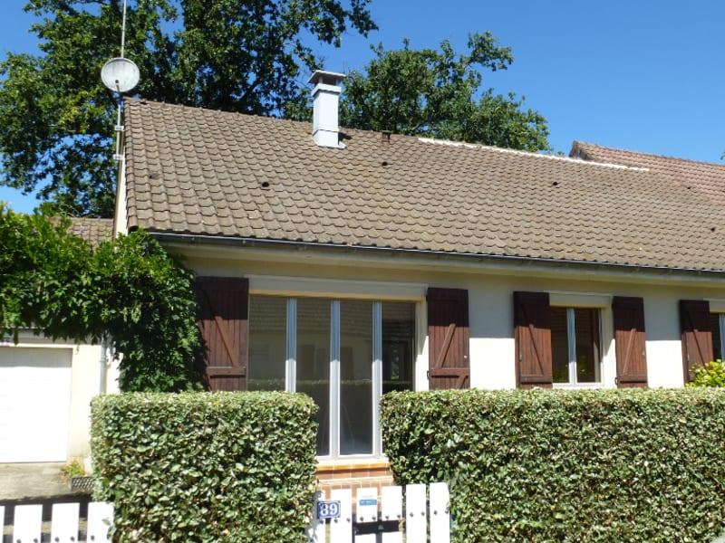 Vente maison / villa Menestreau en villette 157500€ - Photo 1