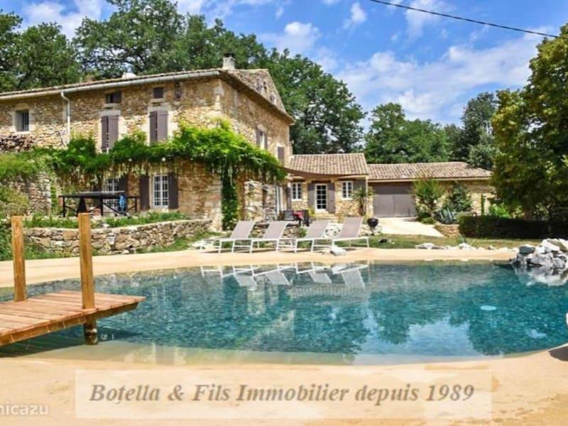 Vente de prestige maison / villa Uzes 750000€ - Photo 1