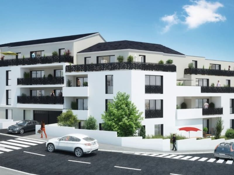 Sale apartment Orvault 152000€ - Picture 1