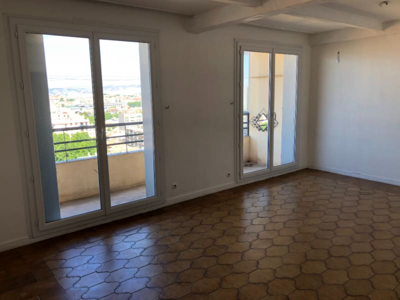 Sale apartment Marseille 14ème 89 000€ - Picture 2
