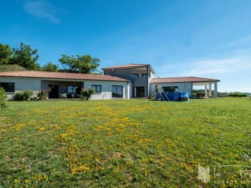 Venta  casa Marssac sur tarn 496000€ - Fotografía 8