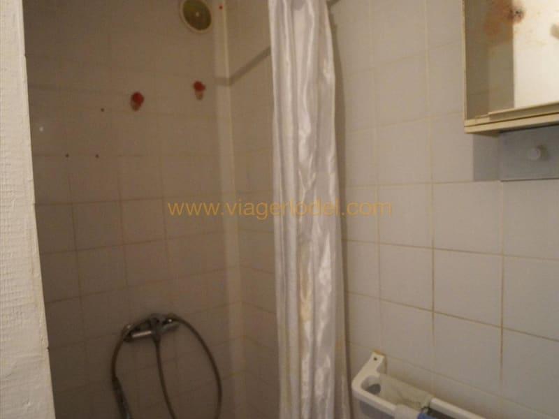 Life annuity apartment Paris 10ème 145000€ - Picture 3
