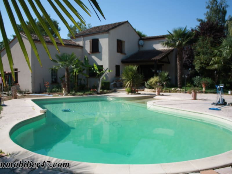 Sale house / villa Le temple sur lot 285 000€ - Picture 3