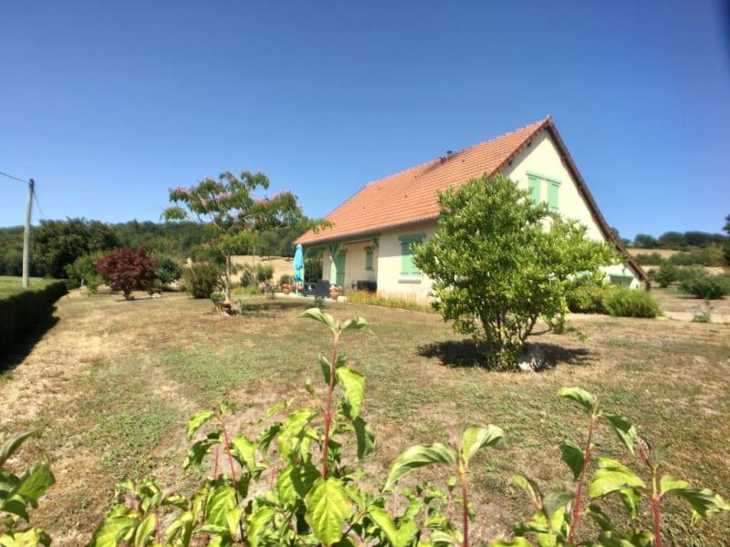 Vente maison / villa La chartre sur le loir 213000€ - Photo 1
