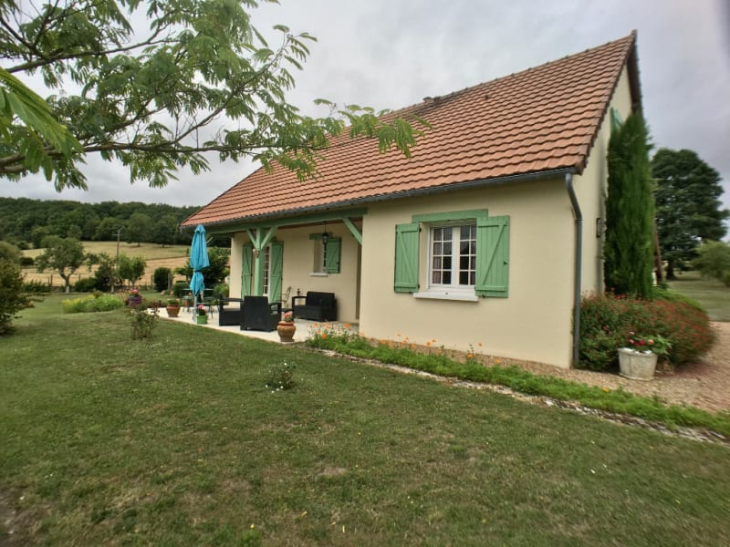 Vente maison / villa La chartre sur le loir 213000€ - Photo 2