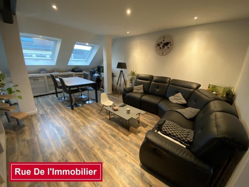 Sale apartment Haguenau 191000€ - Picture 2