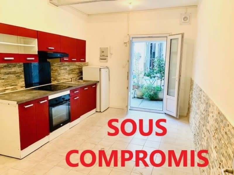 Sale apartment Montpellier 89000€ - Picture 1
