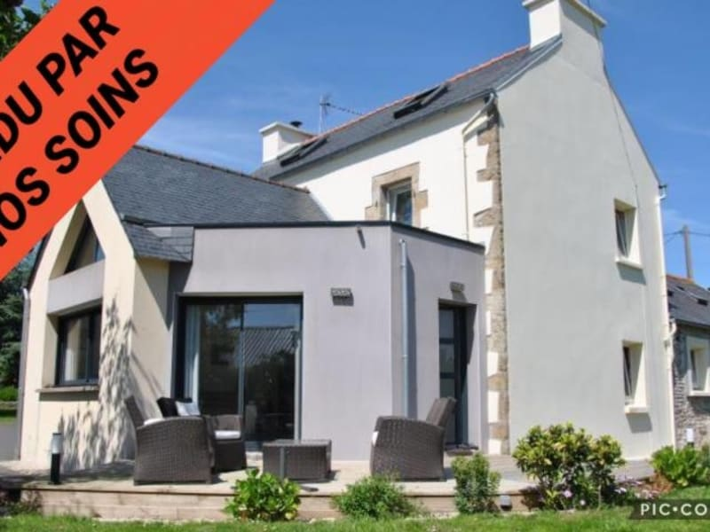 Vente maison / villa Plabennec 368000€ - Photo 1