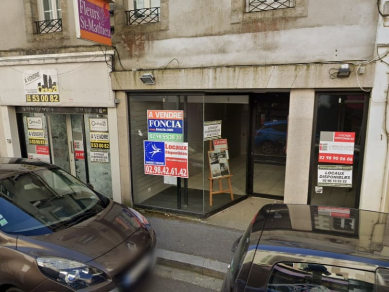Vente local commercial Quimper 108400€ - Photo 1