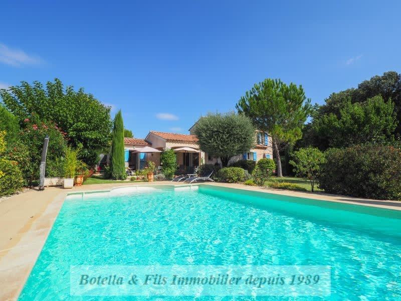 Vente de prestige maison / villa Uzes 535000€ - Photo 1